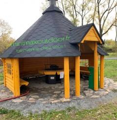 Kota Grill ouvert 14.9 m²