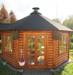 Pavillon Grill 16.5 m²