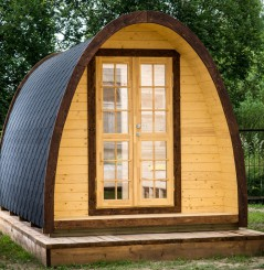Camping Pod 2.40 x 4.80 m