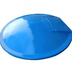 couvercle pour bain chaud fibre de verre