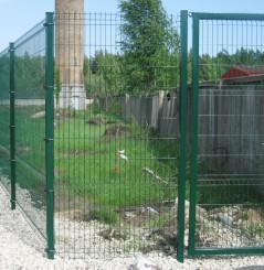 Porte piéton 1.73 m