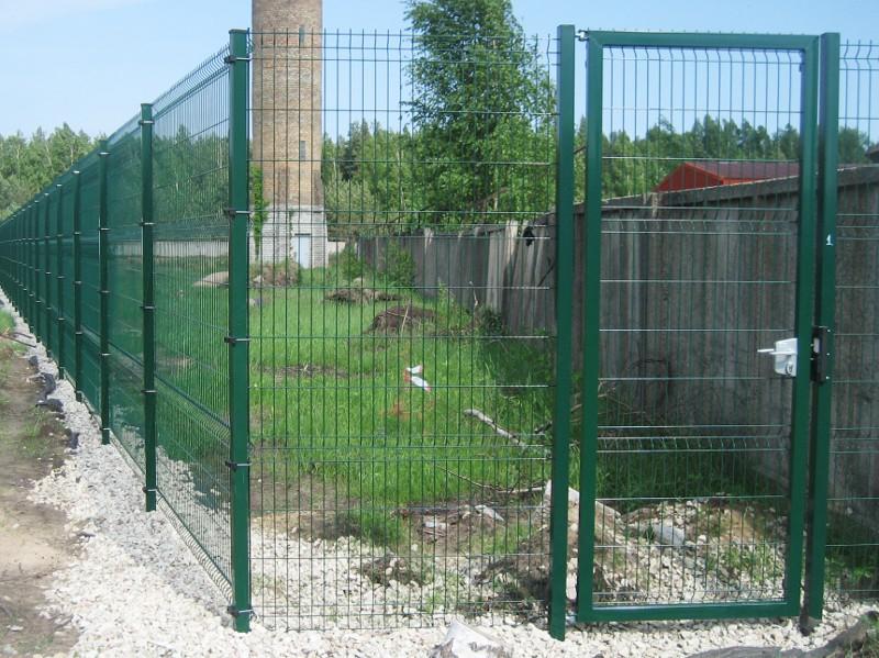 Porte piéton 1.53 m