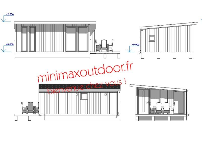 Modulo Loft 1 étage