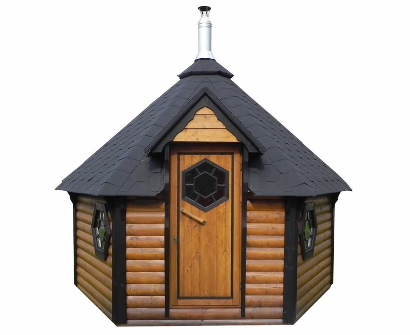 Kota Sauna 9.2 m² avec vestiaire