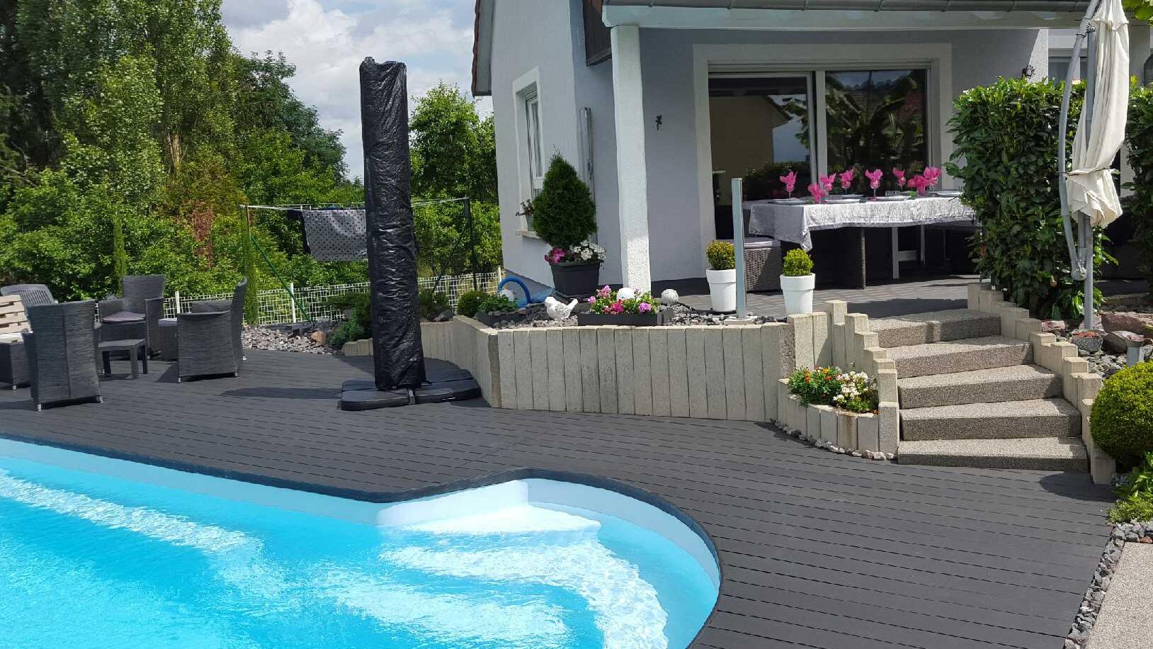 Claustra Treillis Exterieur Bois → poser une terrasse composite | solutions minimaxoutdoor