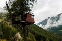 Le concept des cabanes insolite